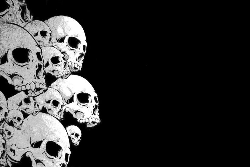 2048x1536 HD Wallpaper | Background ID:7949. 2048x1536 Dark Skull
