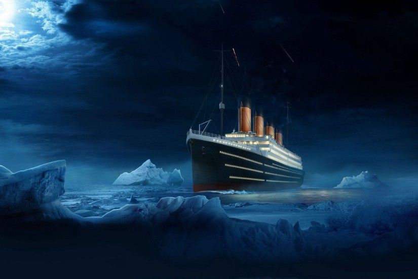 Titanic Wallpapers CNSouP Collections