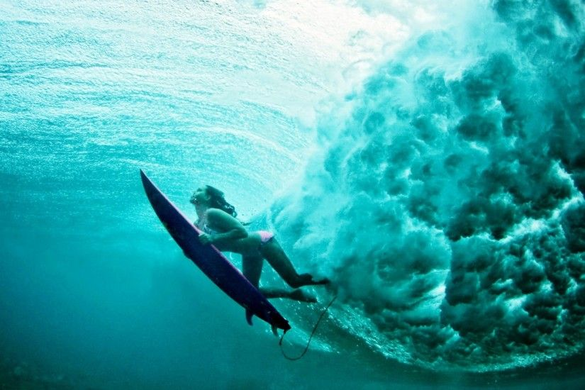 ... Images of Women Surfing Wallpaper Roxy Pro - #SC ...