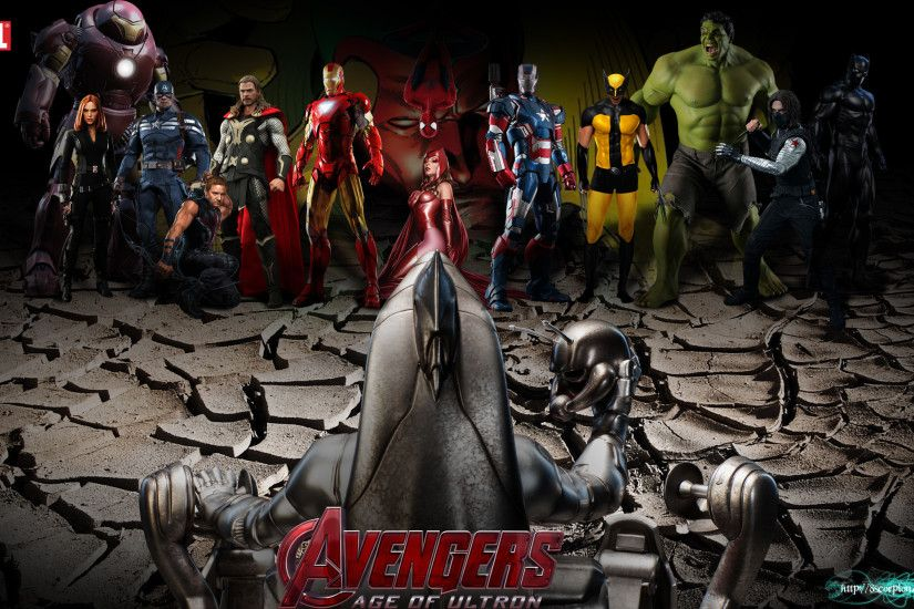 ... Avangers Age Of Ultron Wallpaper hd 2015 by 8scorpion