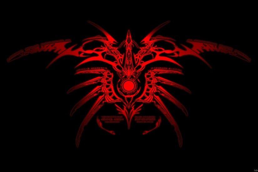 Black And Red Wallpaper Hd Wallpapertag