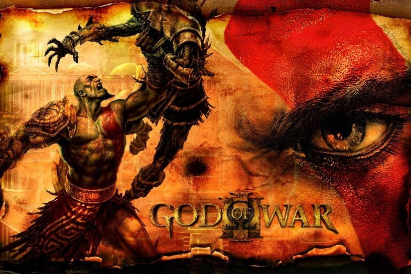 God Of War 3 Kratos HD ...