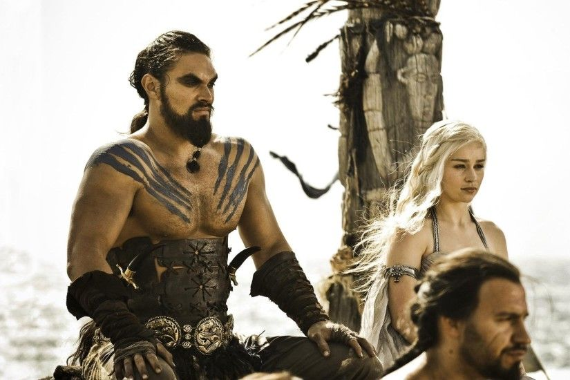 While Daenerys Is Kicking Ass On GoT, Here's What Khal Drogo Has Been Up To
