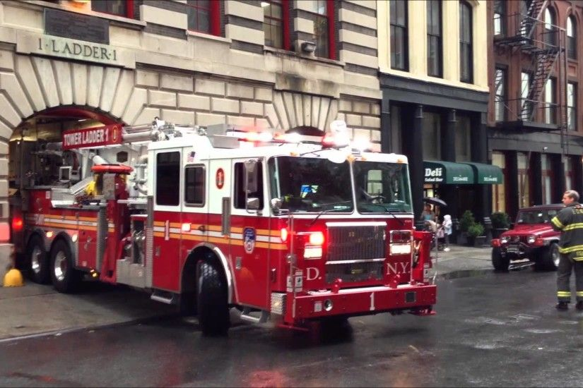 Images For > Fdny Ladder Truck