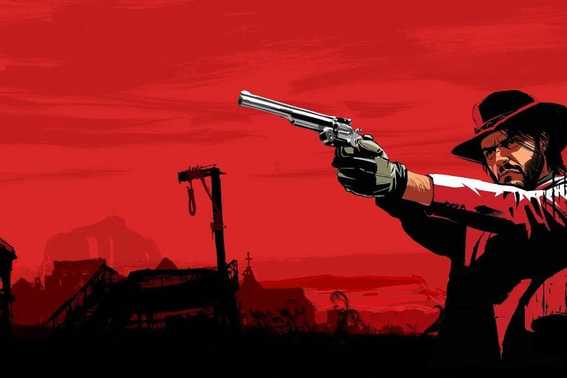 Red Dead Redemption High Quality Wallpaper