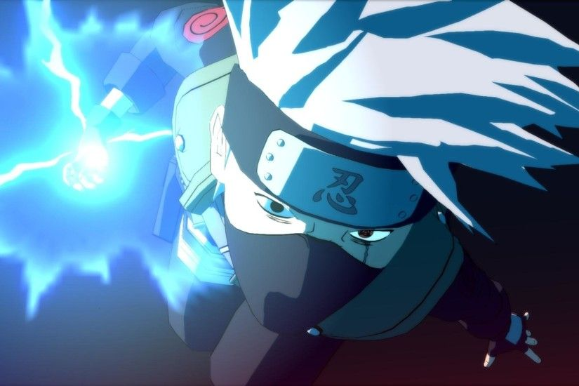 Video Game - Naruto Shippuden: Ultimate Ninja Storm Revolution Kakashi  Hatake Naruto Wallpaper