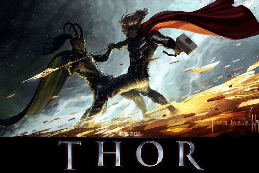 Thor Movie Wallpapers | HD Wallpapers Base