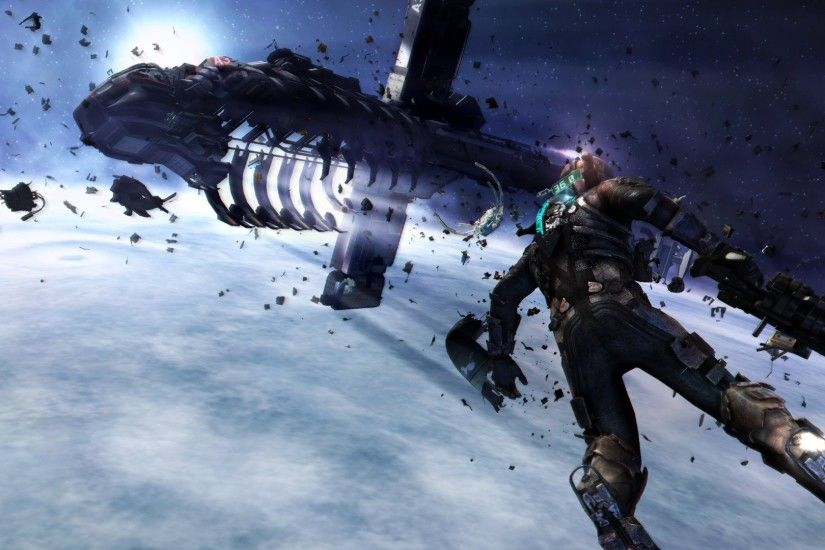 Dead Space 3 HD wallpapers #4 - 1920x1080.