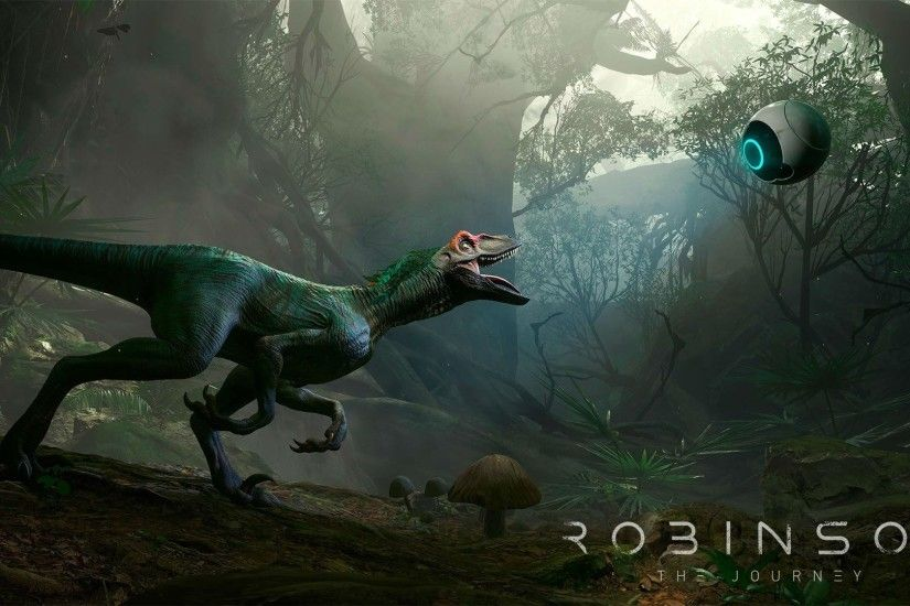 ROBINSON THE JOURNEY fps shooter fantasy virtual reality video game sci-fi  futuristic dinosaur technics videogame 1rthej wallpaper | 1920x1080 |  1157502 | ...