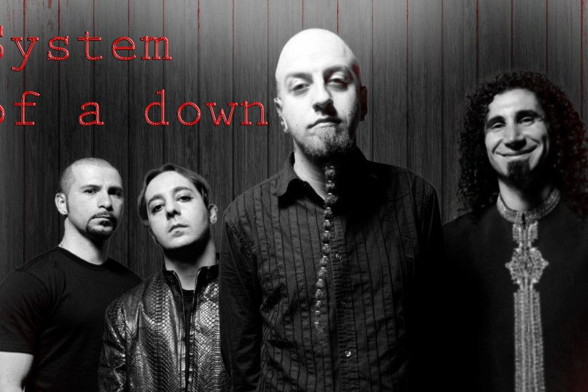 Music - System Of A Down Wallpaper