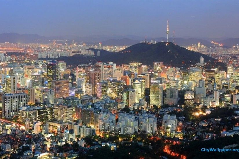 Seoul South Korea 487520
