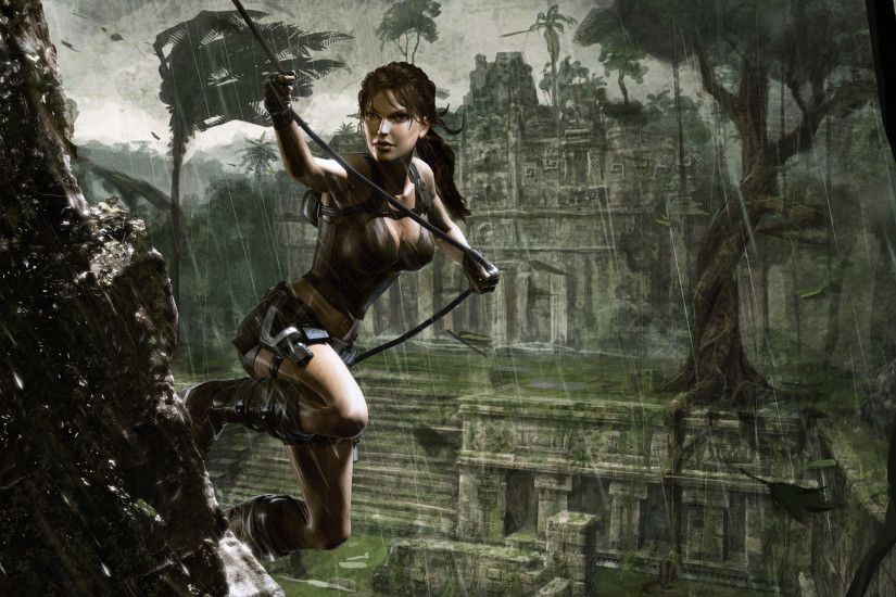 Tomb Raider Wallpapers New Backgrounds Guoguiyan