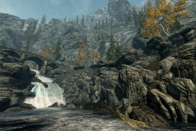 beautiful skyrim wallpaper 1920x1080 x