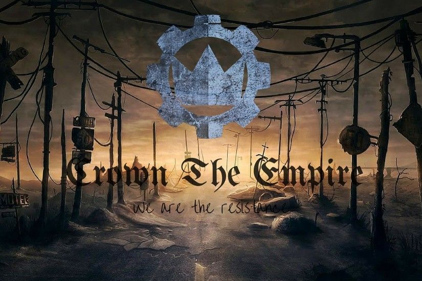 General 1920x1080 Crown the empire Metalcore metal band