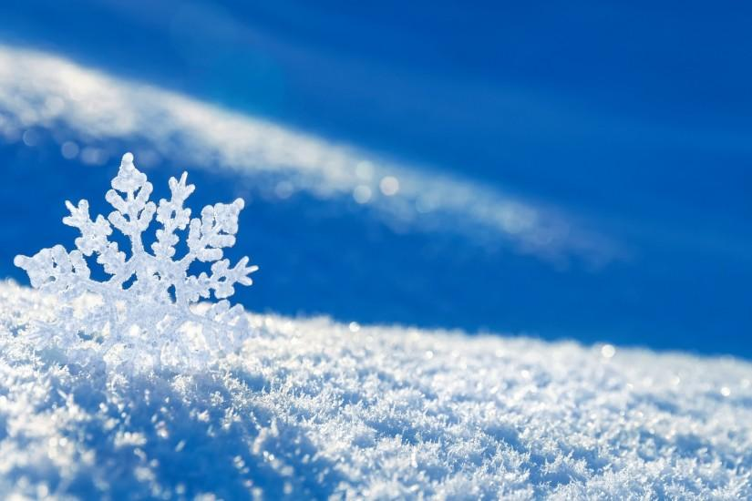 amazing snowflake background 3840x2160
