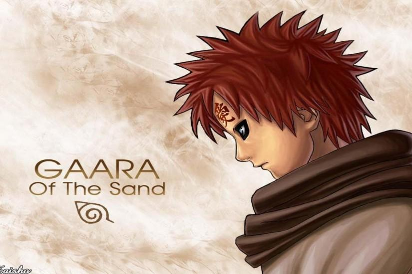 Anime Gaara HD Wallpaper #7900 #3967 Wallpaper | SpotIMG