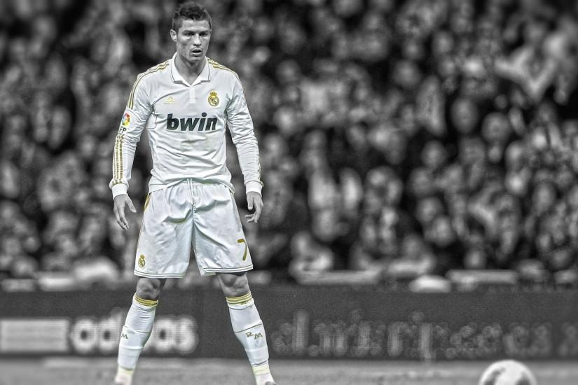 soccer Real Madrid HDR photography Cristiano Ronaldo cutout Ronaldo  wallpaper