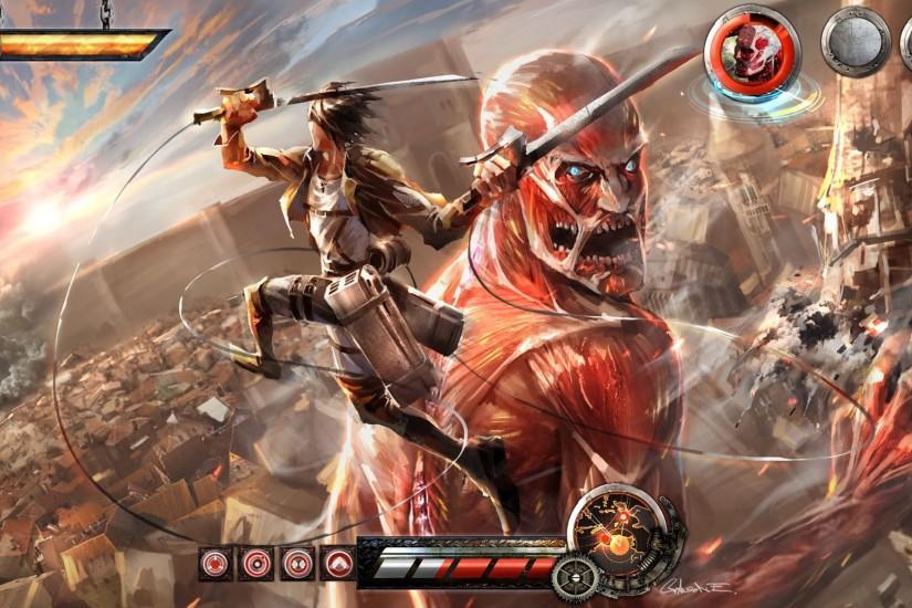 Attack on Titan wallpaper ·① Download free beautiful High ...