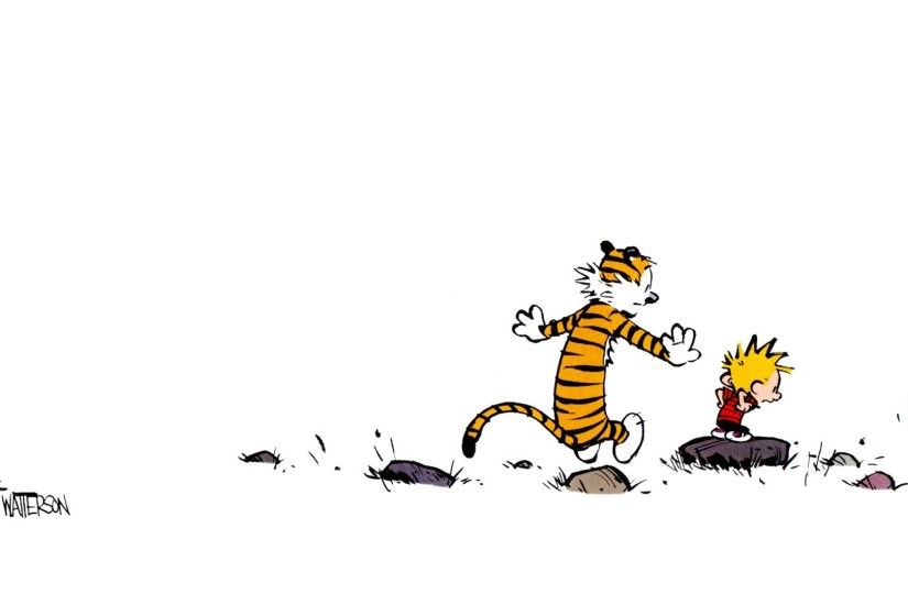 calvin and hobbes wallpaper free for desktop - calvin and hobbes category