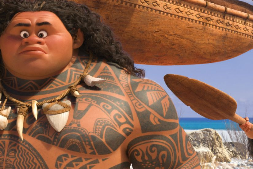 Images of Moana from Moana.