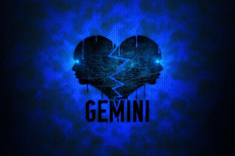 There are many different sides to a Gemini personality. There are many  aspects to the person's being. If they give you that luxury, why shouldn't  you do ...