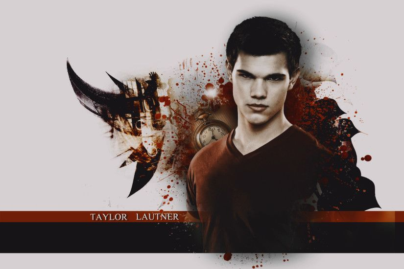 Taylor Lautner Wallpaper by kiznova Taylor Lautner Wallpaper by kiznova