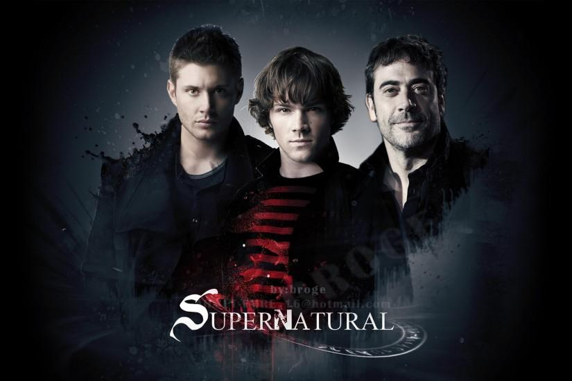 Amamos Supernatural : Supernatural - Wallpaper