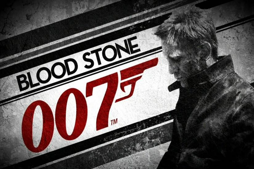 Video Game - James Bond 007: Blood Stone Wallpaper