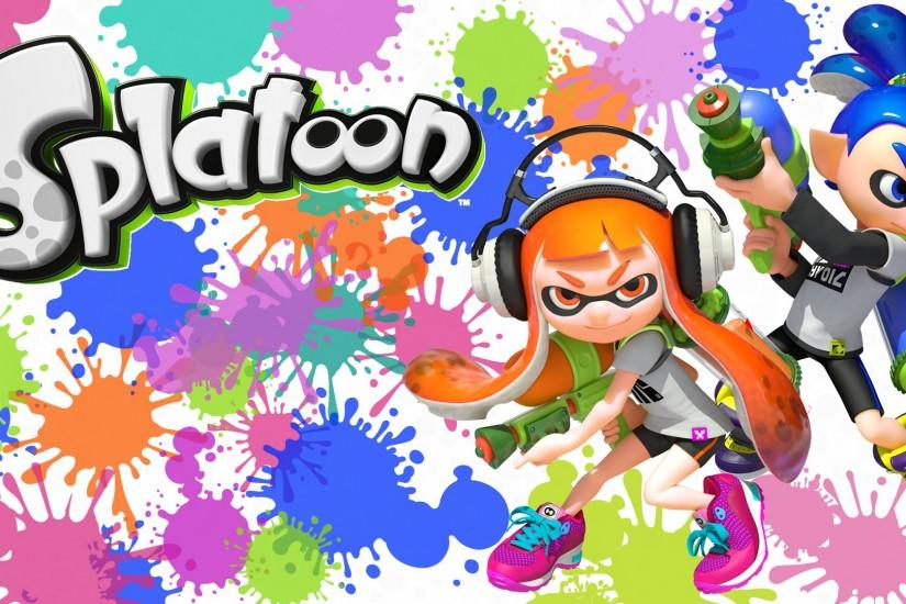 gorgerous splatoon wallpaper 1920x1080