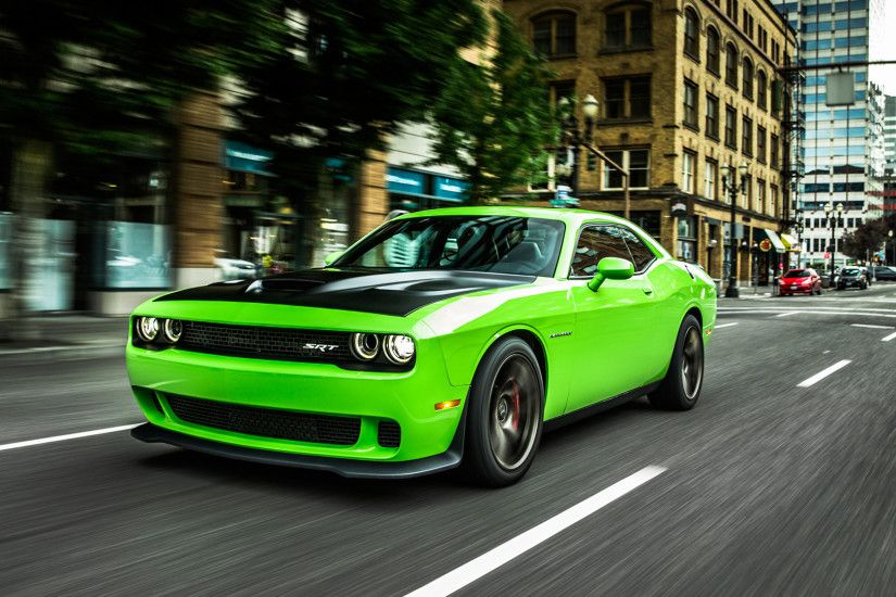 Dodge Charger SRT Hellcat 2015 High Definition Images - http ... car green  cars dodge challenger hellcat vehicle wallpaper ...