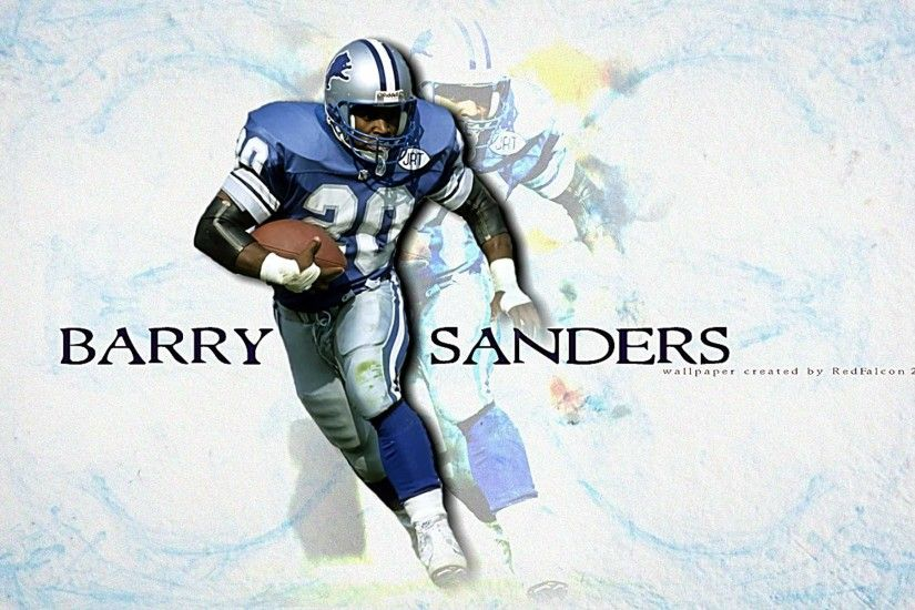 Barry Sanders wallpaper 224163