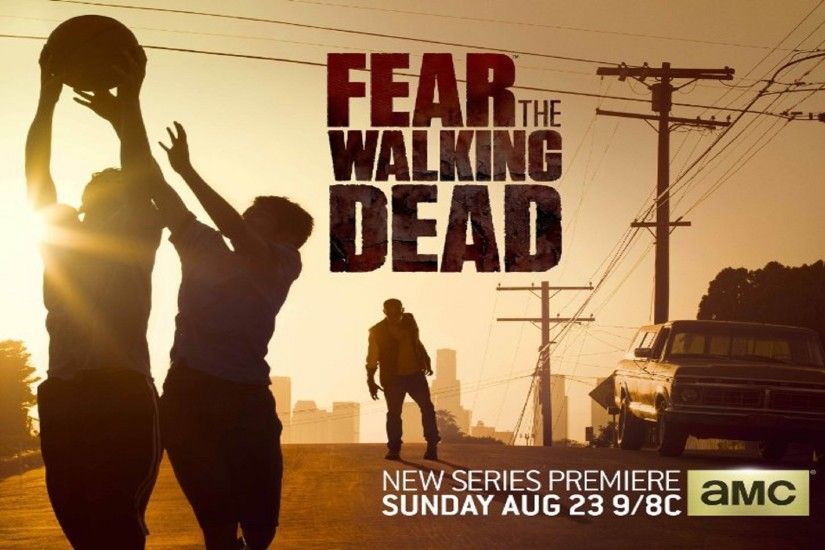 Fear the Walking Dead 2016 wallpapers (4 Wallpapers)