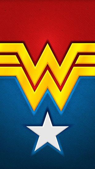Wonder Woman Xperia Z2 Wallpapers
