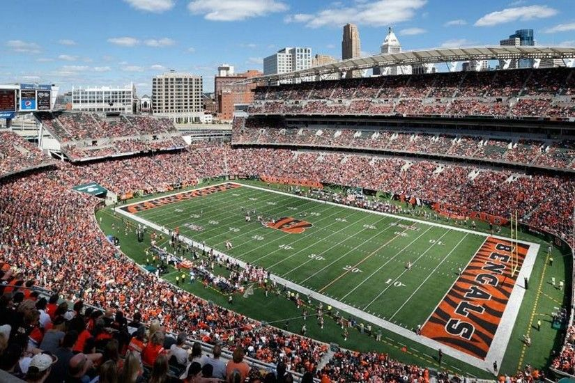HD Paul Brown Stadium wallpaper
