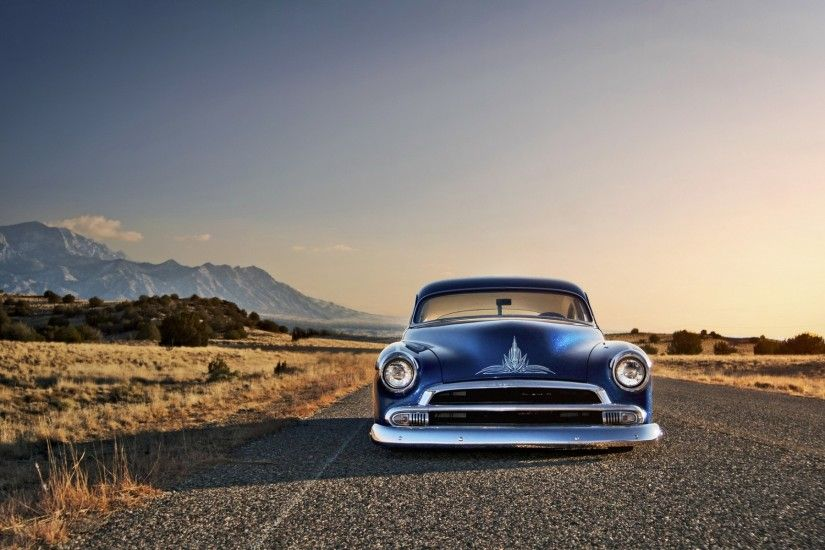 old Car, Blue Cars, Chevy, Chevrolet Wallpapers HD / Desktop and Mobile  Backgrounds