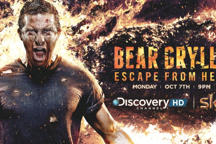 Bear Grylls Escape From Hell E1 720p HDTV
