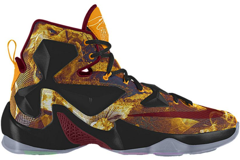 LeBron James gets a limited-edition shoe for his 25,000th NBA point | NBA |  Sporting News