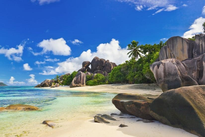 Seychelles wallpaper. Download ...