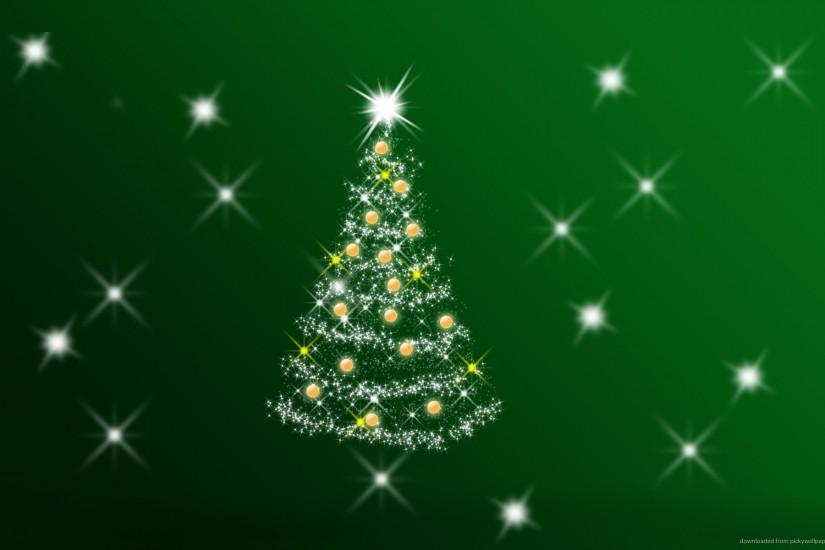gorgerous green christmas background 1920x1200