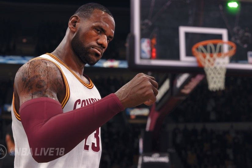 Amazing NBA 2K18 Game Pictures