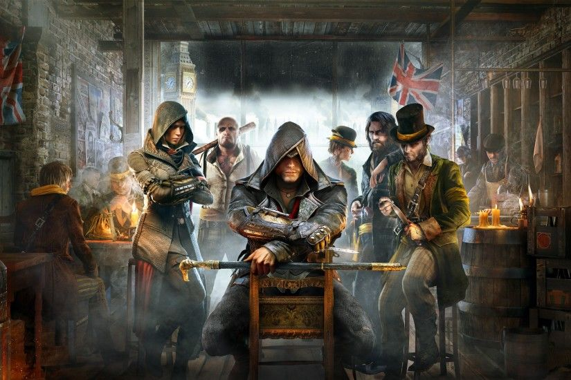 Assassins Creed Syndicate Game 2