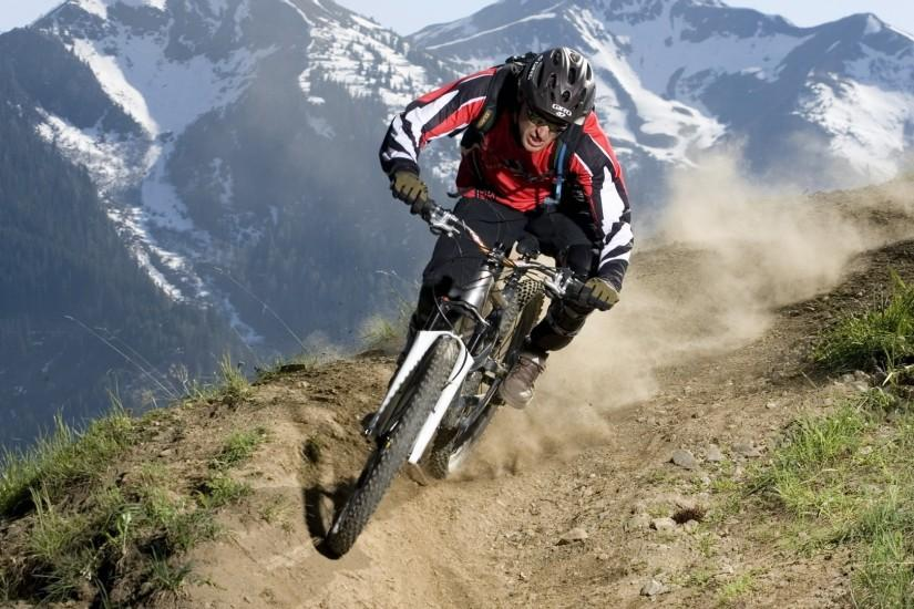For fellow adrenaline junkies, mountain biking is a fantastic way to get  your fix of