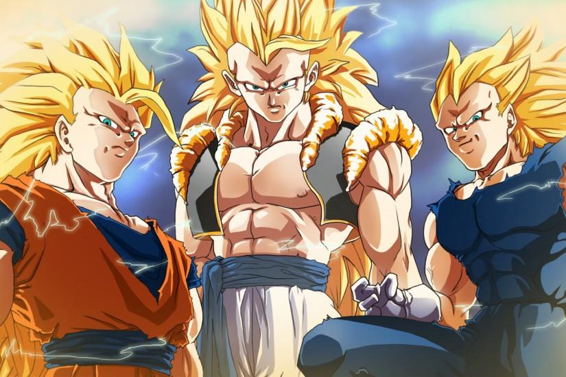 gorgerous dragon ball z wallpaper 1920x1080