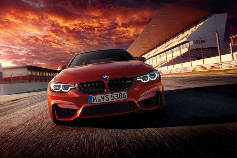 ... Car Wallpapers BMW ///M images BMW M4 (Golden) HD wallpaper and  background photos ...