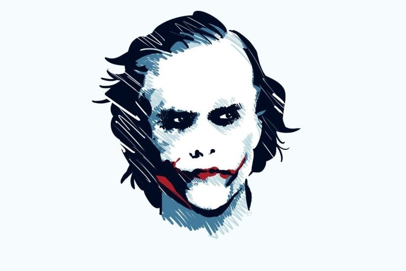 Heath Ledger Joker Wallpaper 1024x768