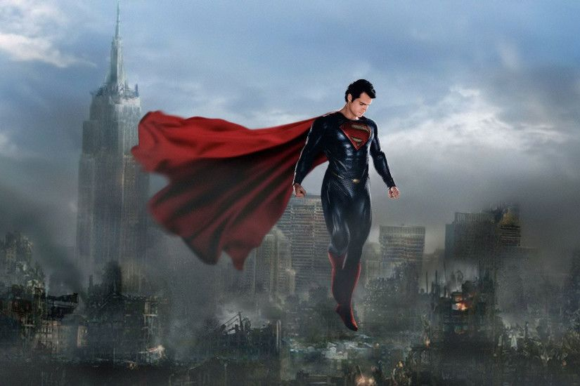 1920x1080 Man Of Steel