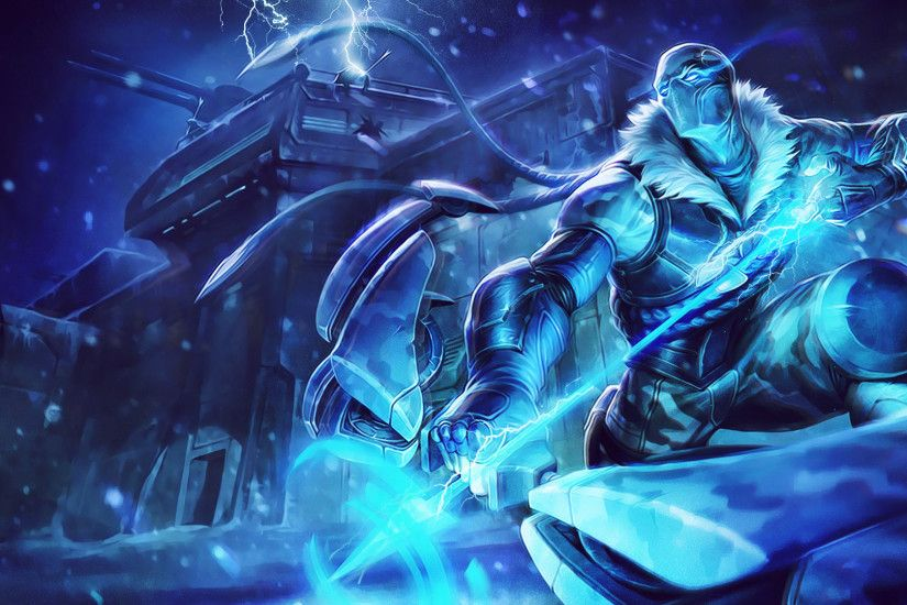 ... League of Legends Varus (Artic Ops) by KillerRevo