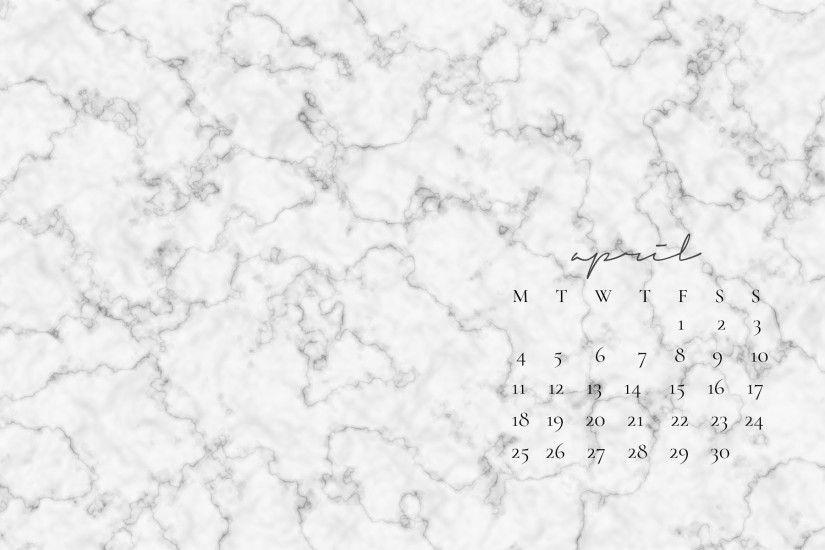 Marble Desktop Wallpaper Calendar : Pretty desktop wallpaper ·①