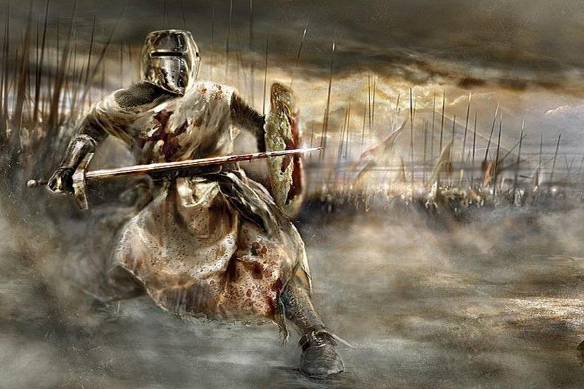 ... WALLPAPERS HD FREE - Knights, Warriors, Medieval.