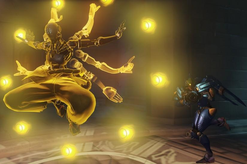 download zenyatta wallpaper 2000x1200 for xiaomi